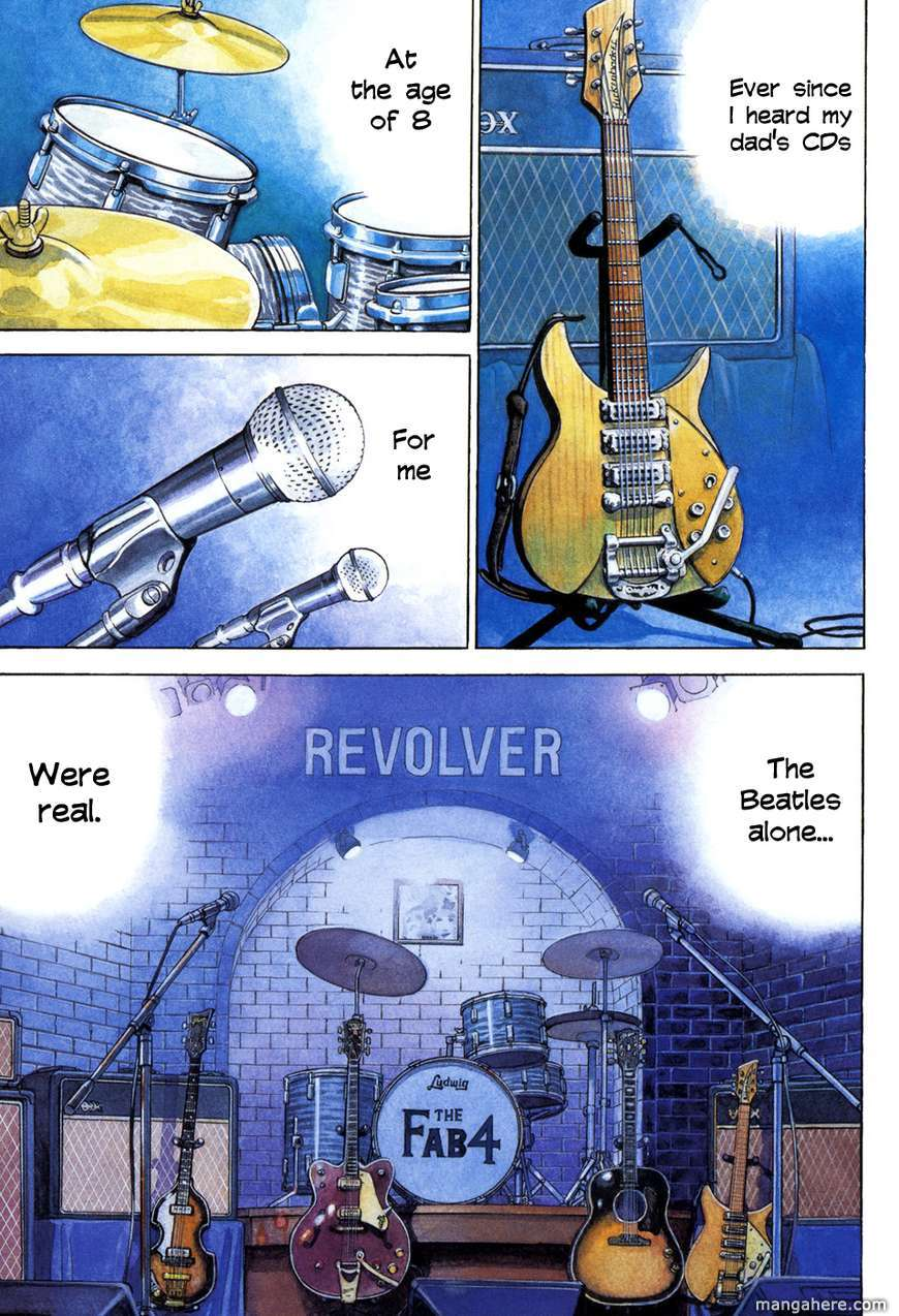 Boku wa Beatles 1 Page 2