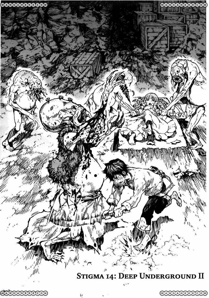 Kiba No Tabishounin The Arms Peddler 14 Page 2