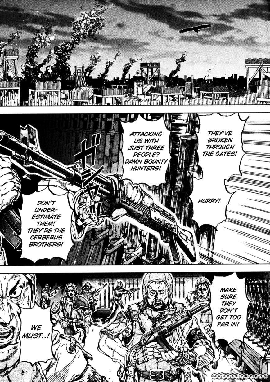 Kiba No Tabishounin The Arms Peddler 19 Page 1