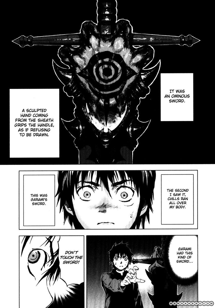 Kiba No Tabishounin The Arms Peddler 25 Page 1