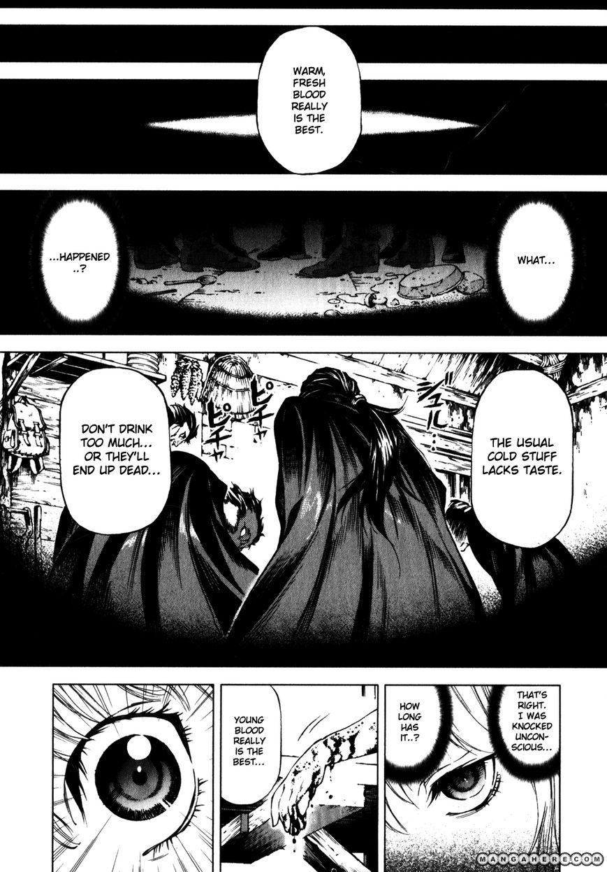 Kiba No Tabishounin The Arms Peddler 26 Page 1