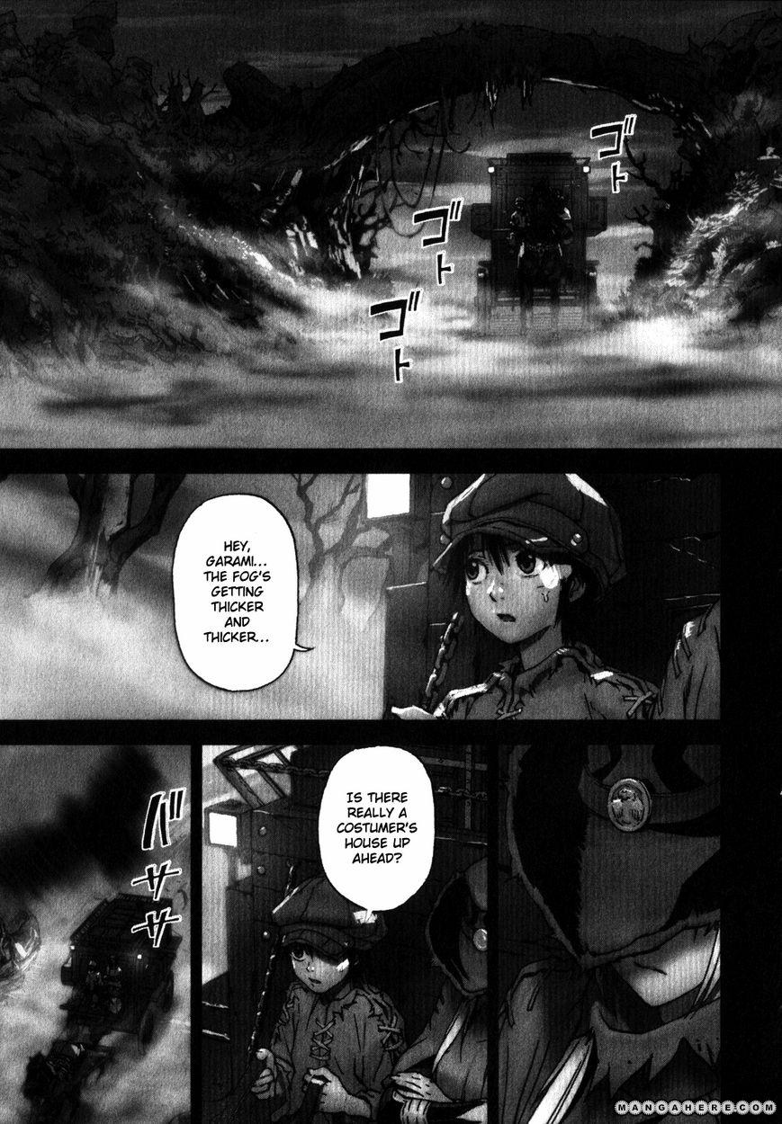 Kiba No Tabishounin The Arms Peddler 30.5 Page 1