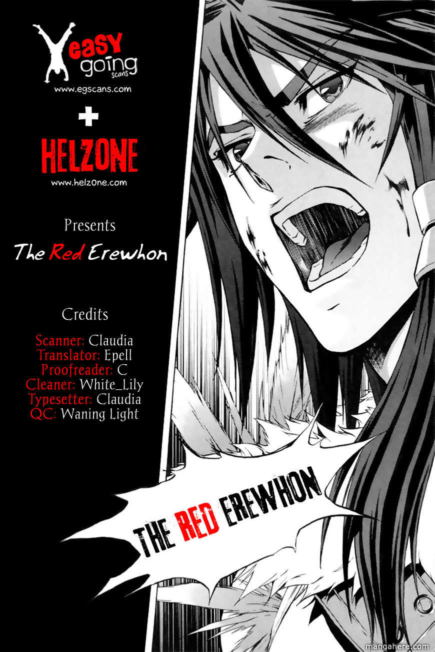 Red Erewhon 9 Page 1