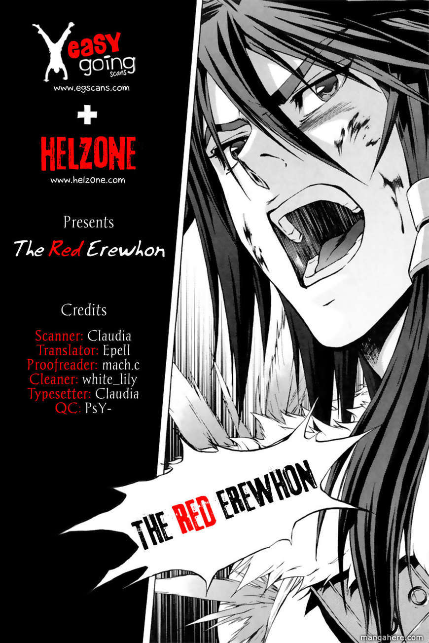 Red Erewhon 12 Page 1