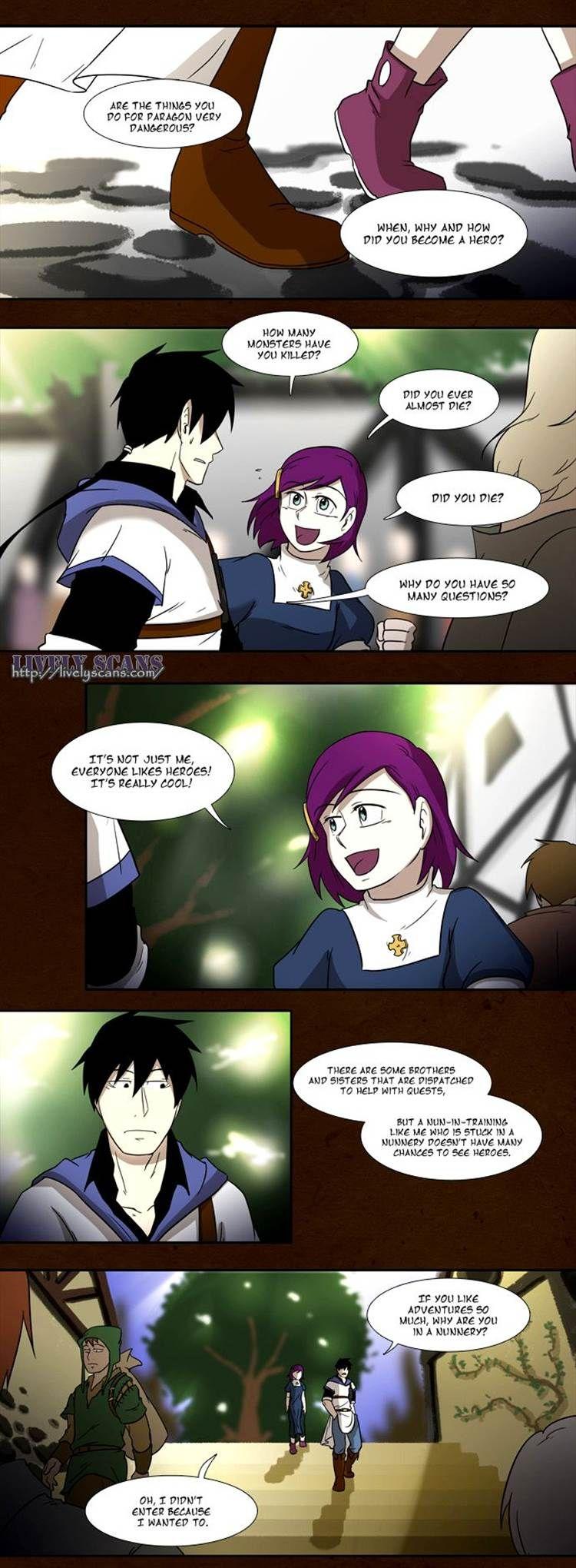 Fantasy World Survival 6 Page 1