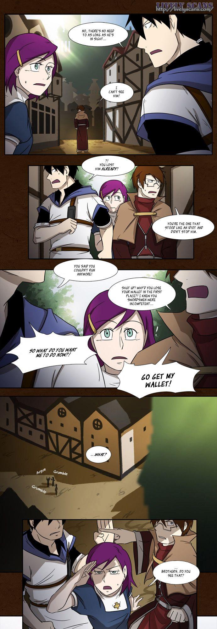 Fantasy World Survival 8 Page 2