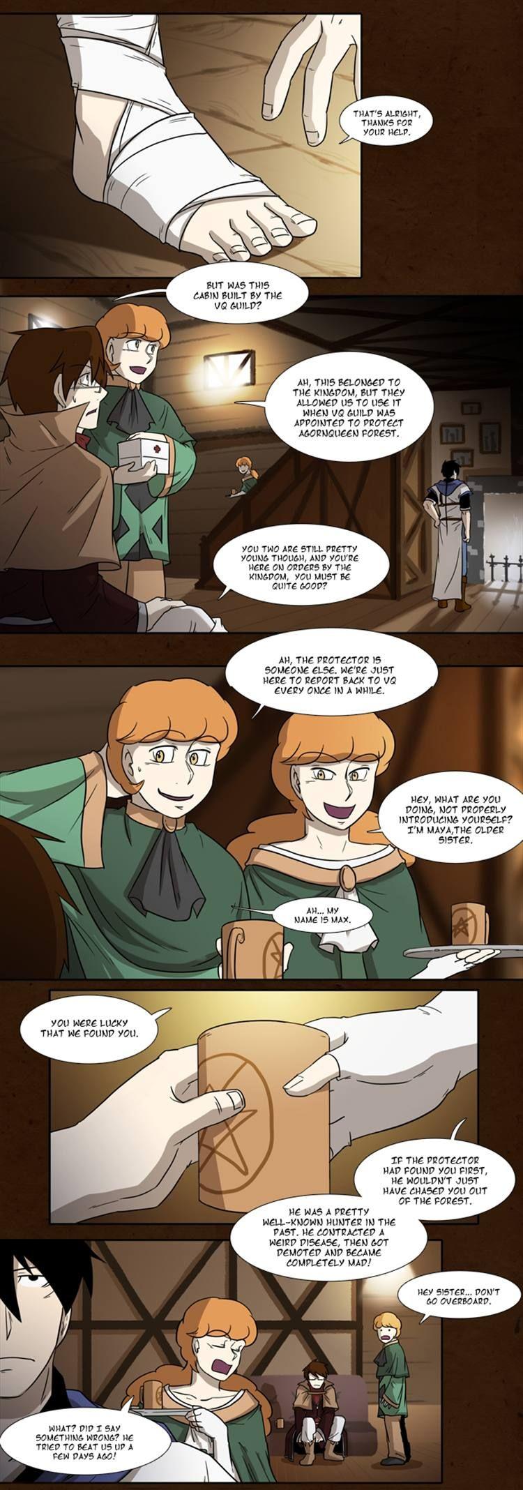 Fantasy World Survival 10 Page 2
