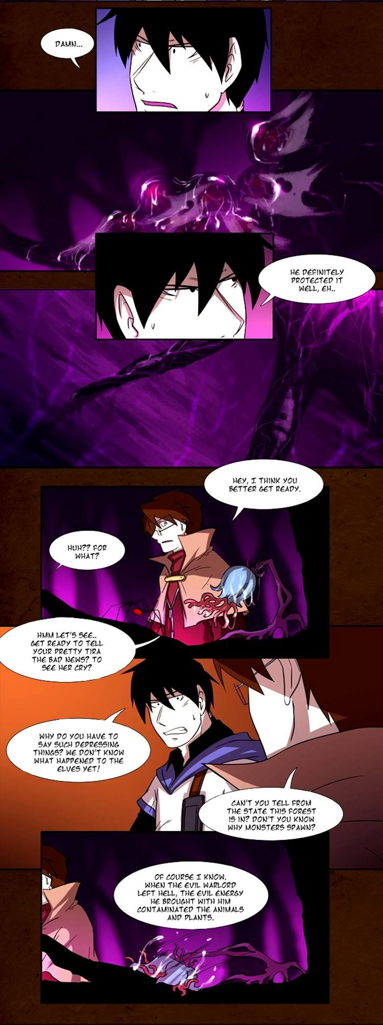Fantasy World Survival 11 Page 2