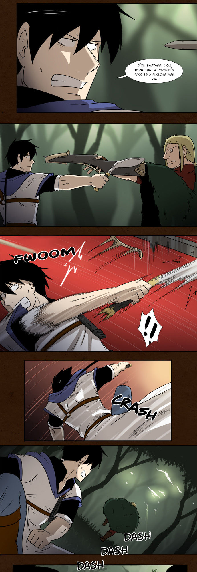 Fantasy World Survival 12 Page 3