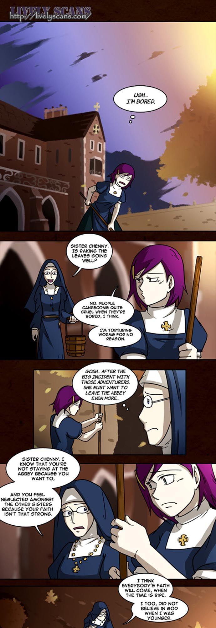 Fantasy World Survival 15 Page 2