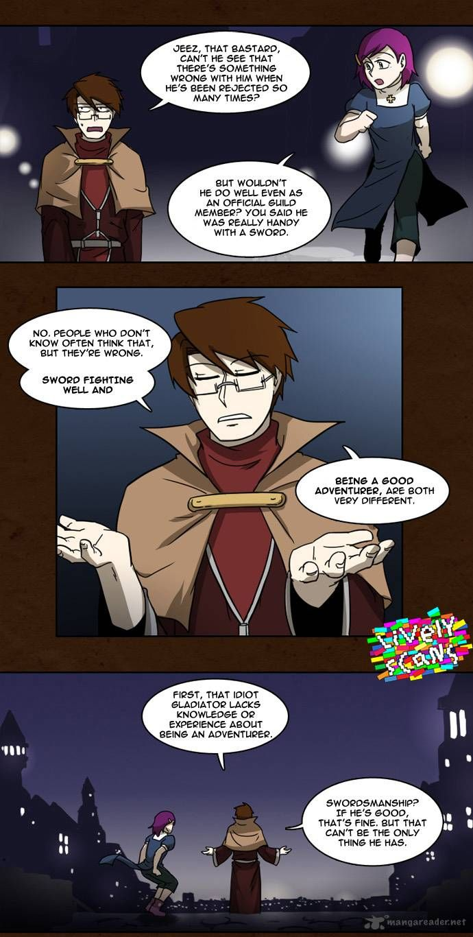 Fantasy World Survival 17 Page 2