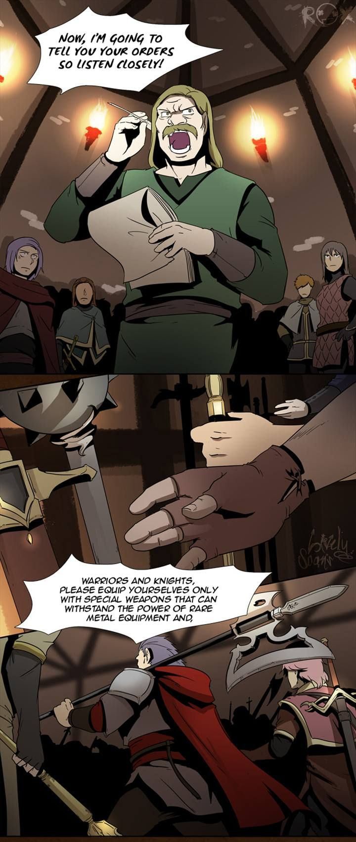 Fantasy World Survival 22 Page 2