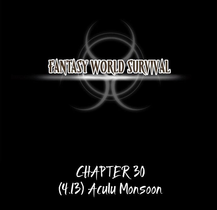 Fantasy World Survival 30 Page 1