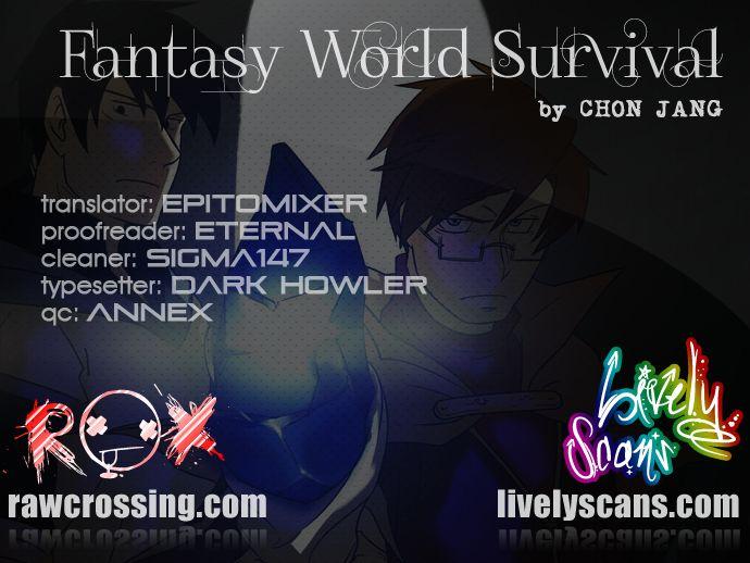 Fantasy World Survival 32 Page 1