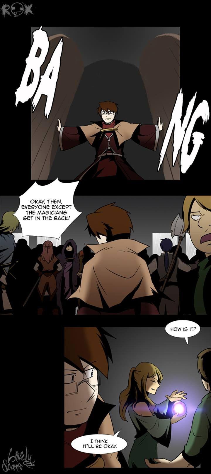 Fantasy World Survival 34 Page 1