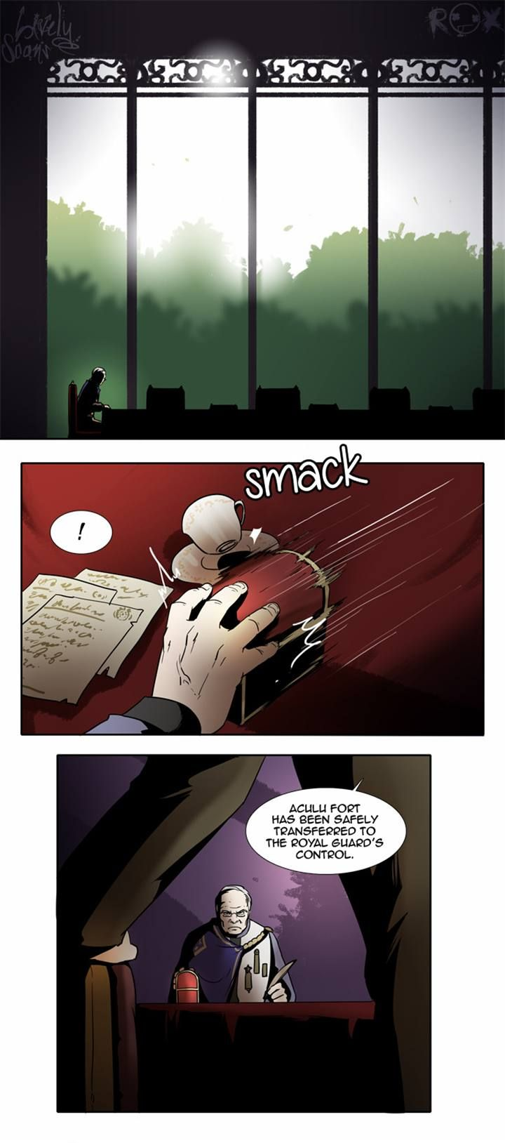 Fantasy World Survival 43 Page 1