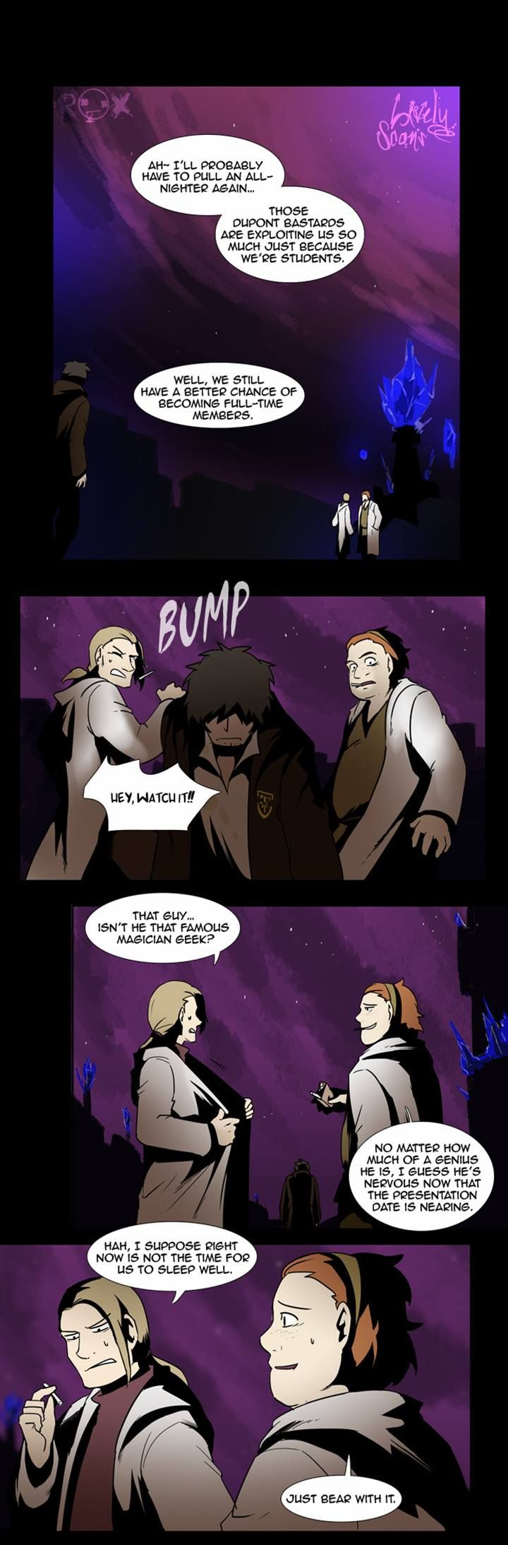 Fantasy World Survival 47 Page 2