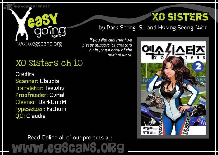 Xo Sisters 10 Page 1