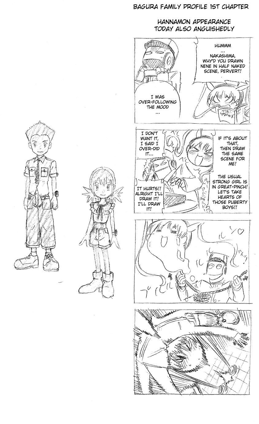 Digimon Cross Wars 22.7 Page 3
