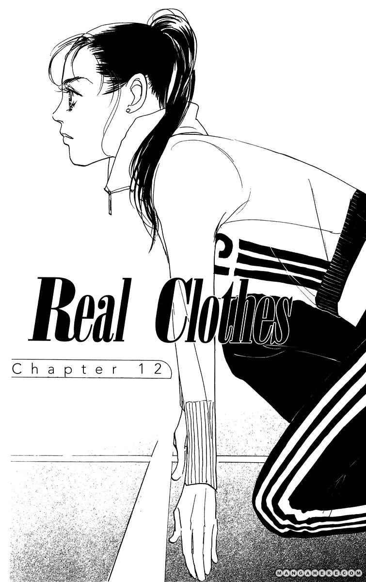 Real Clothes 12 Page 1