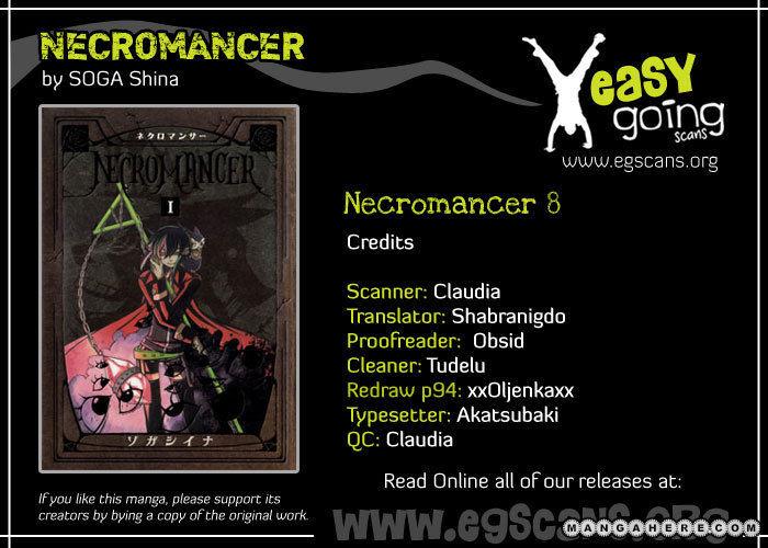 Necromancer 8 Page 1