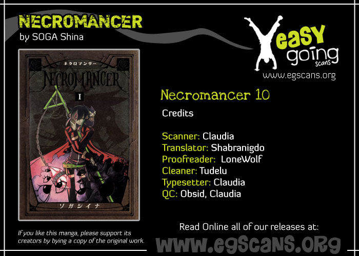 Necromancer 10 Page 1