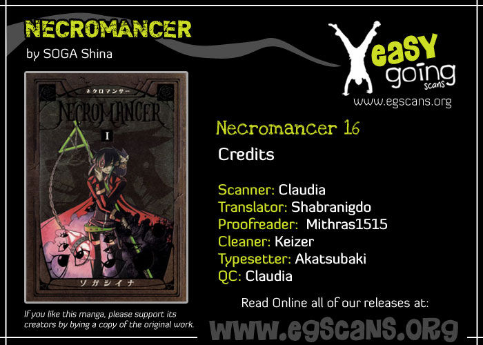 Necromancer 16 Page 2