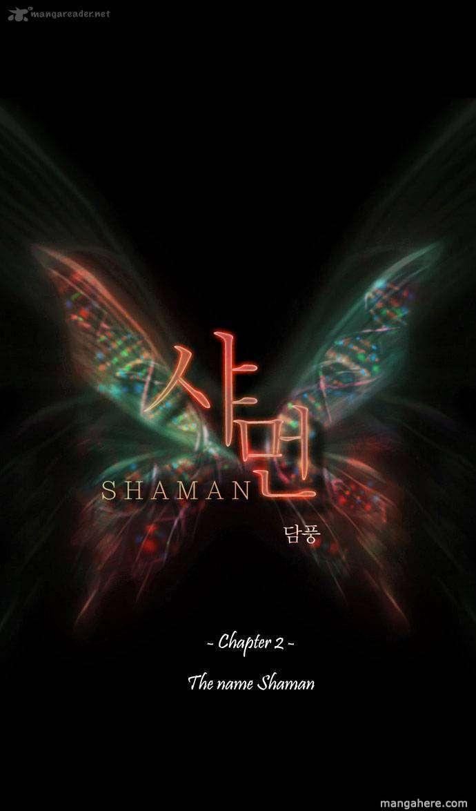 Shaman 2 Page 2