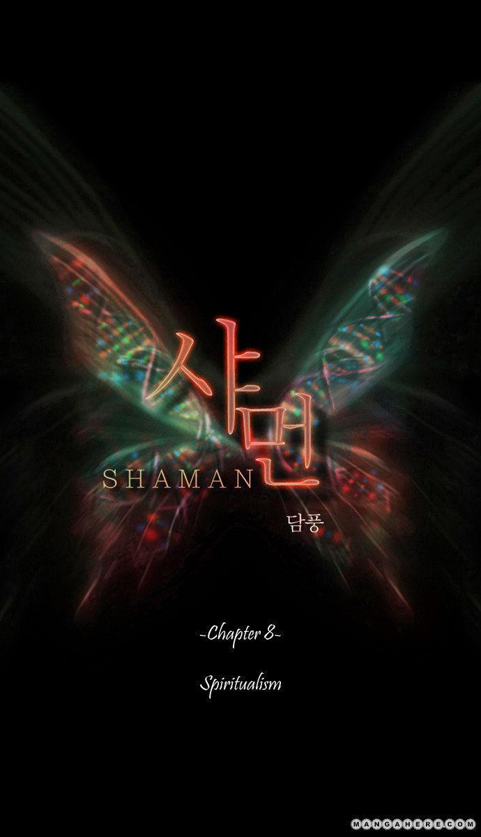 Shaman 8 Page 2