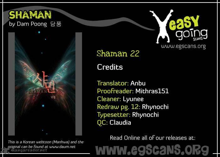 Shaman 22 Page 3