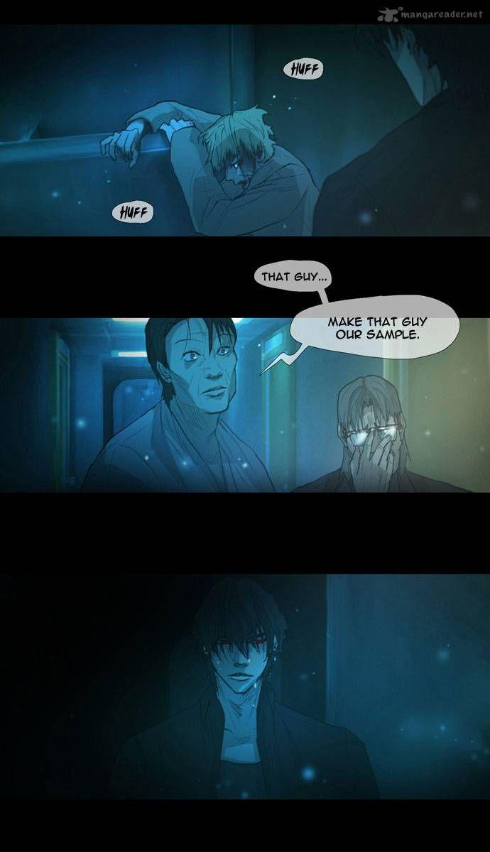 Shaman 32 Page 3