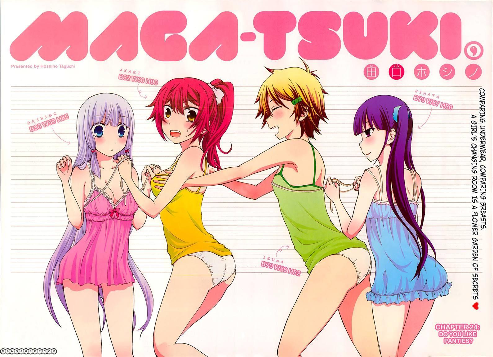 Maga-Tsuki 24 Page 3