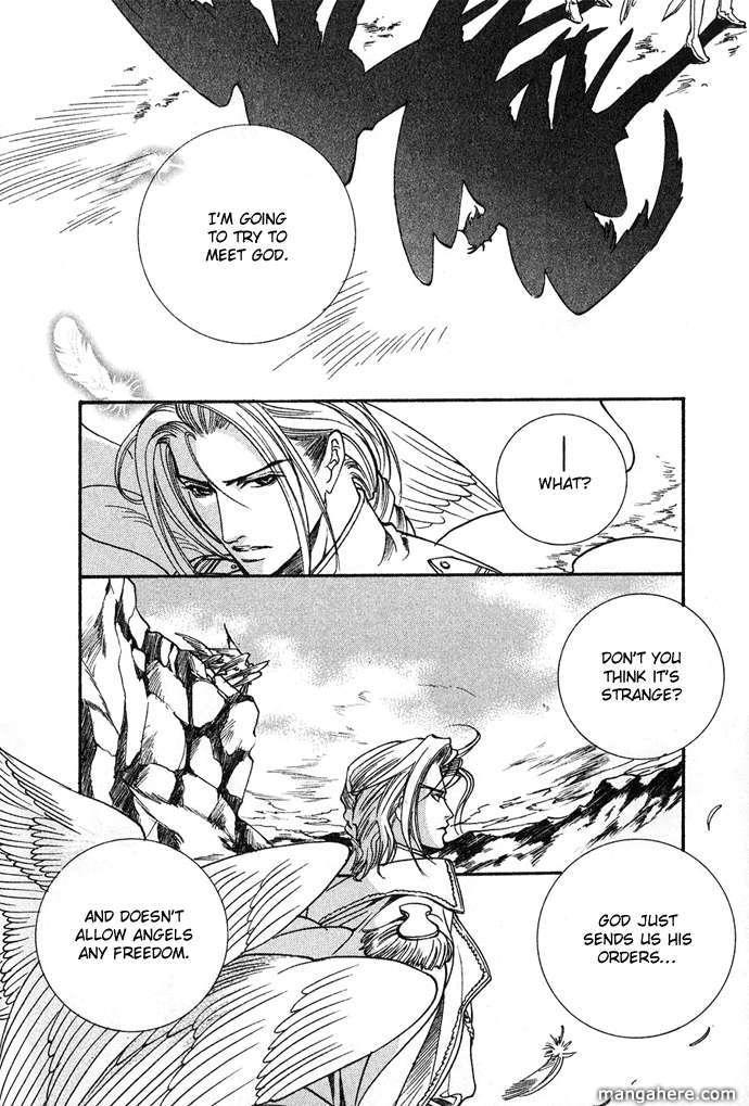 Na mo Naki Tori no Tobu Yoake 10 Page 3