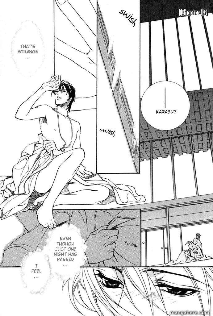 Na mo Naki Tori no Tobu Yoake 13 Page 2