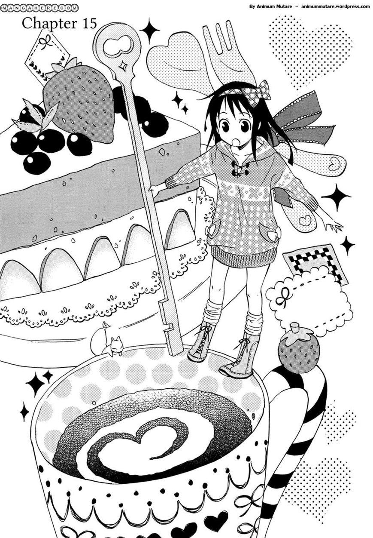 Inari, Konkon, Koi Iroha 15 Page 1
