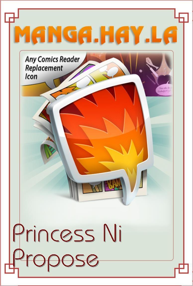 Princess Ni Propose 1 Page 1