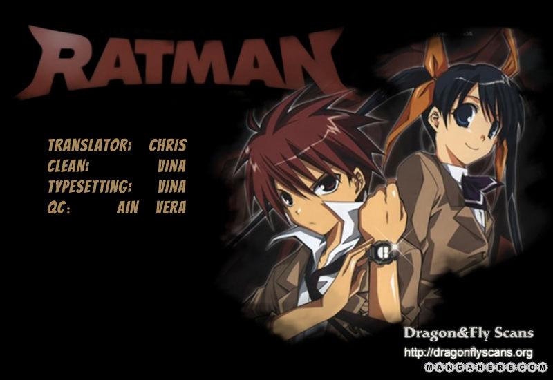 Ratman 13 Page 1