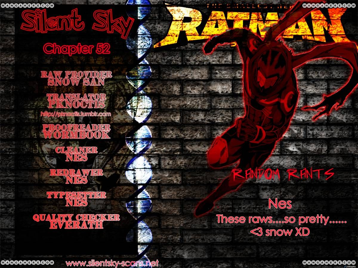 Ratman 52 Page 1