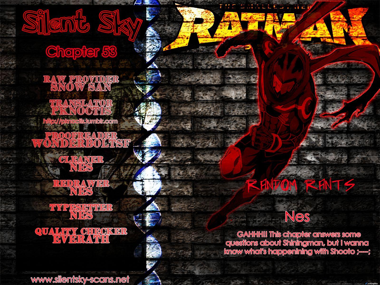 Ratman 53 Page 1