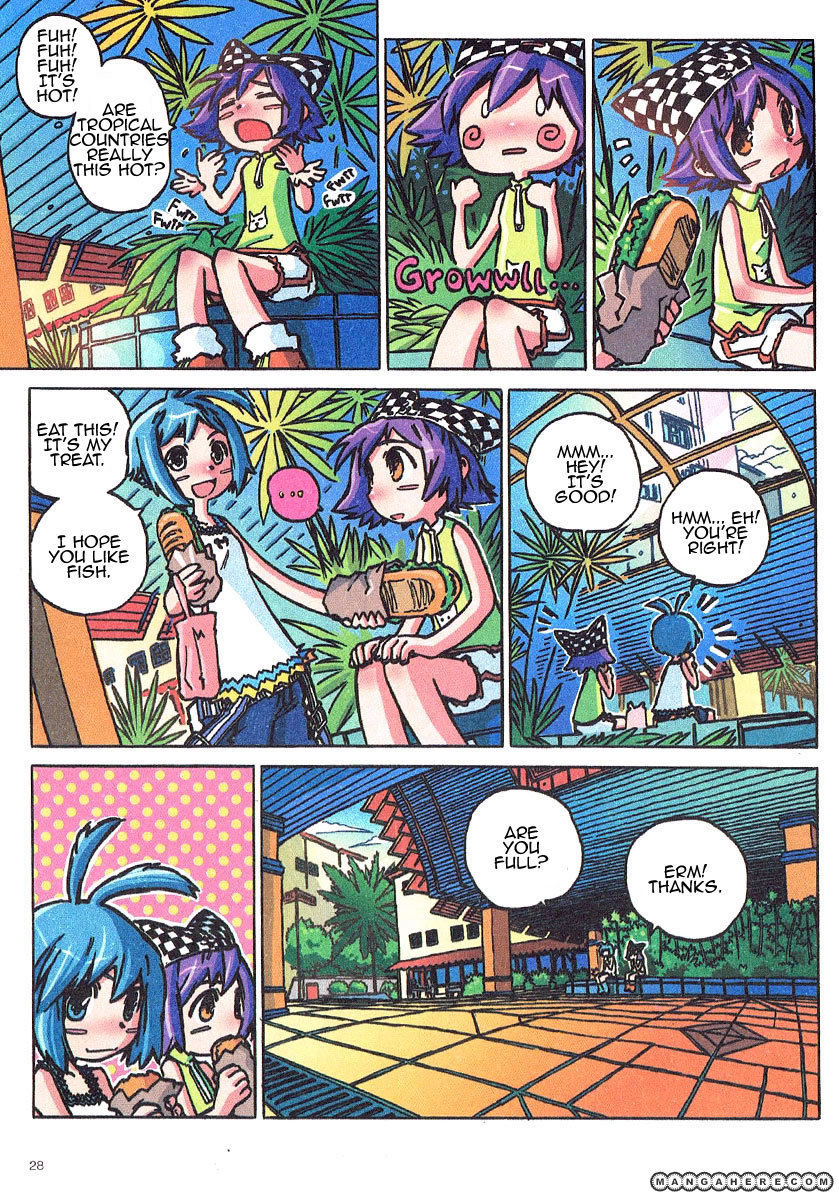 Caramel Theater 4 Page 4