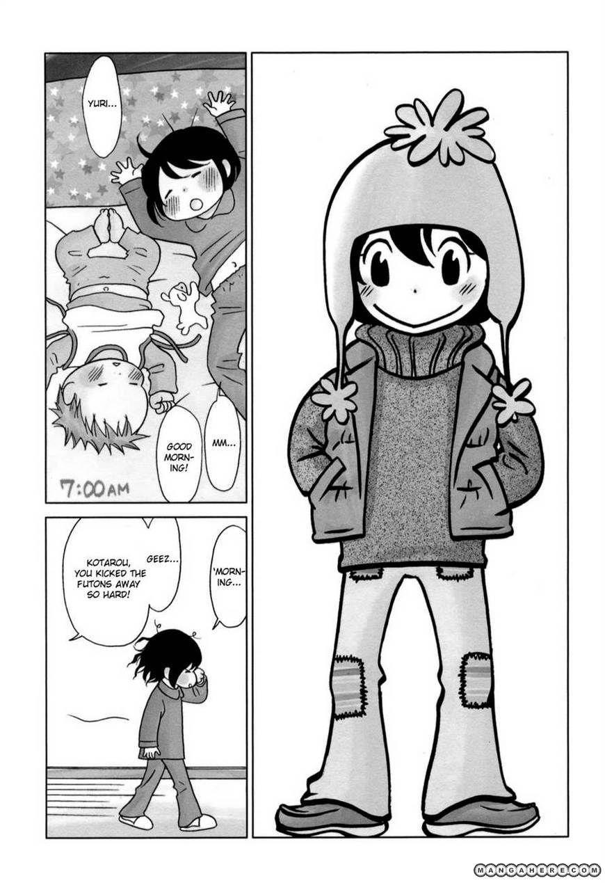 Yoningurashi 25 Page 1