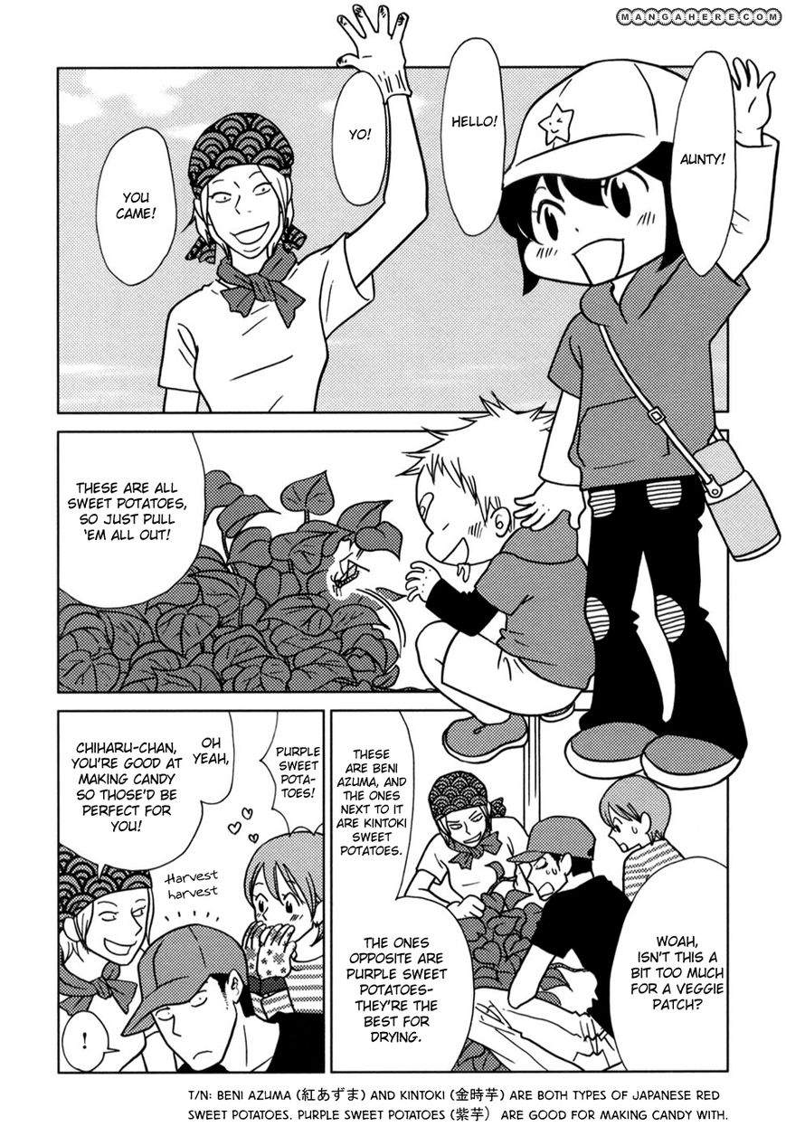 Yoningurashi 50 Page 1