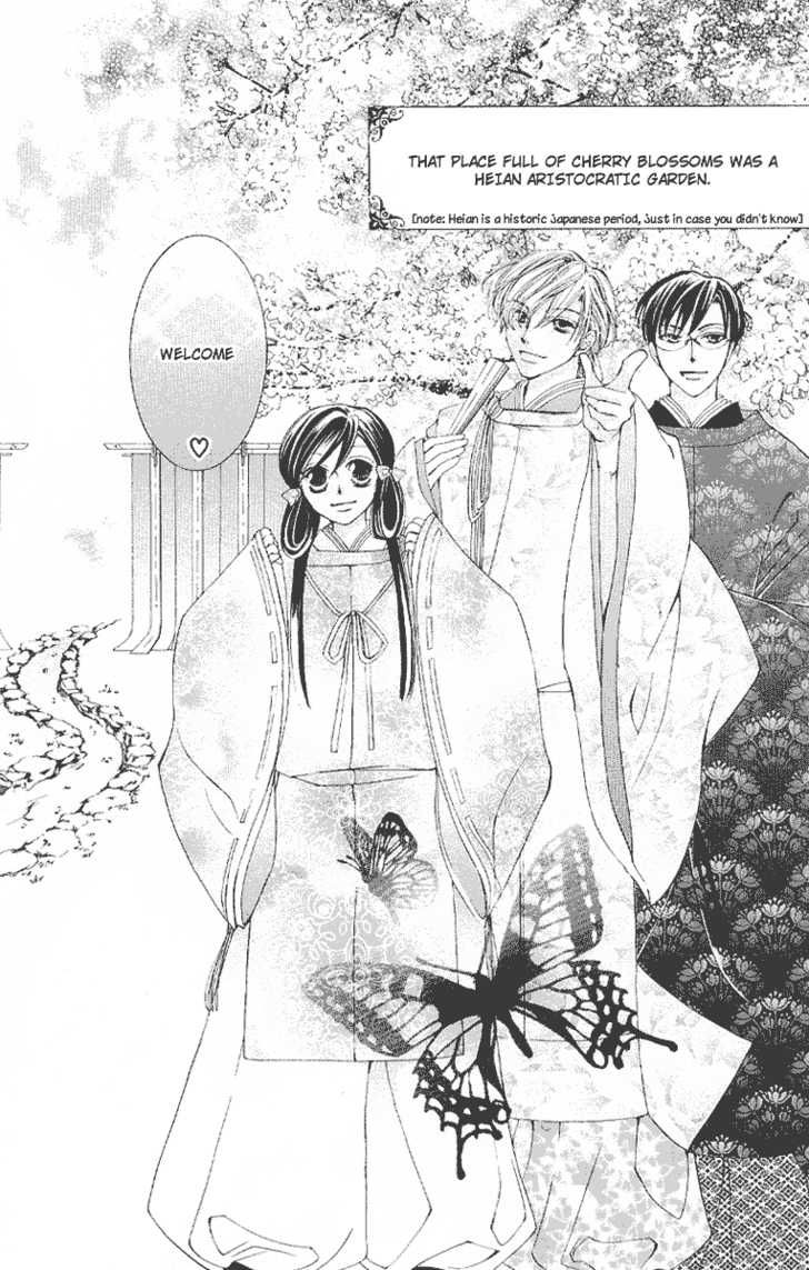 Ouran High School Host Club 16 Page 3