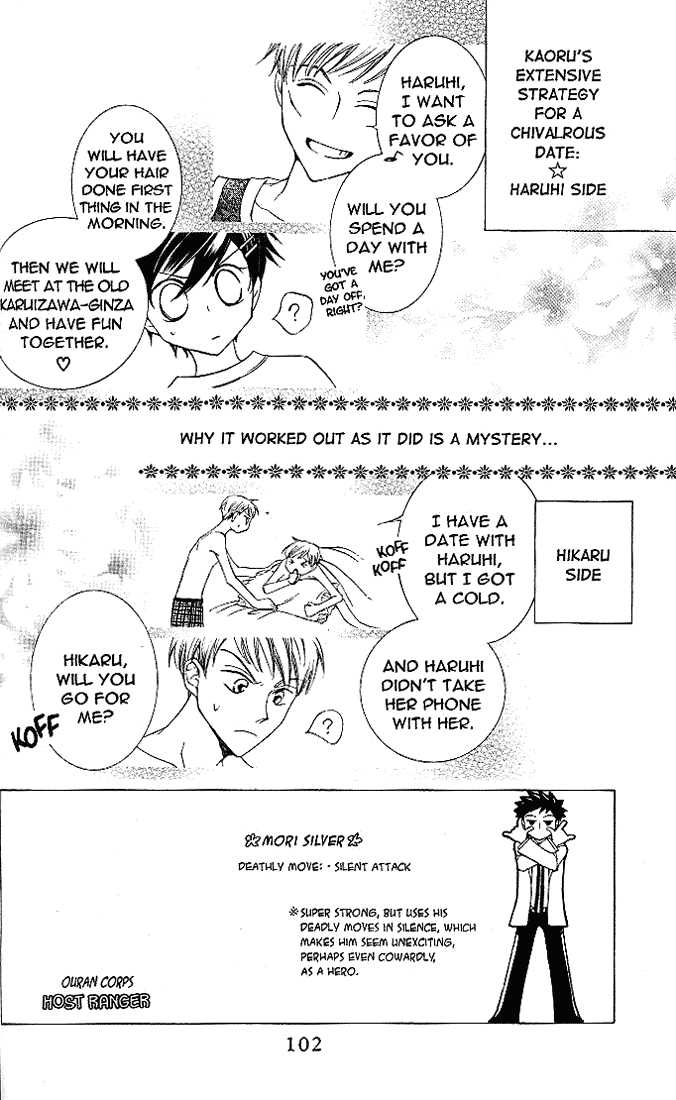 Ouran High School Host Club 20 Page 3