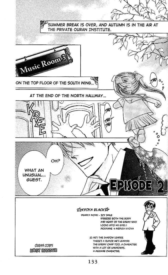 Ouran High School Host Club 21 Page 2