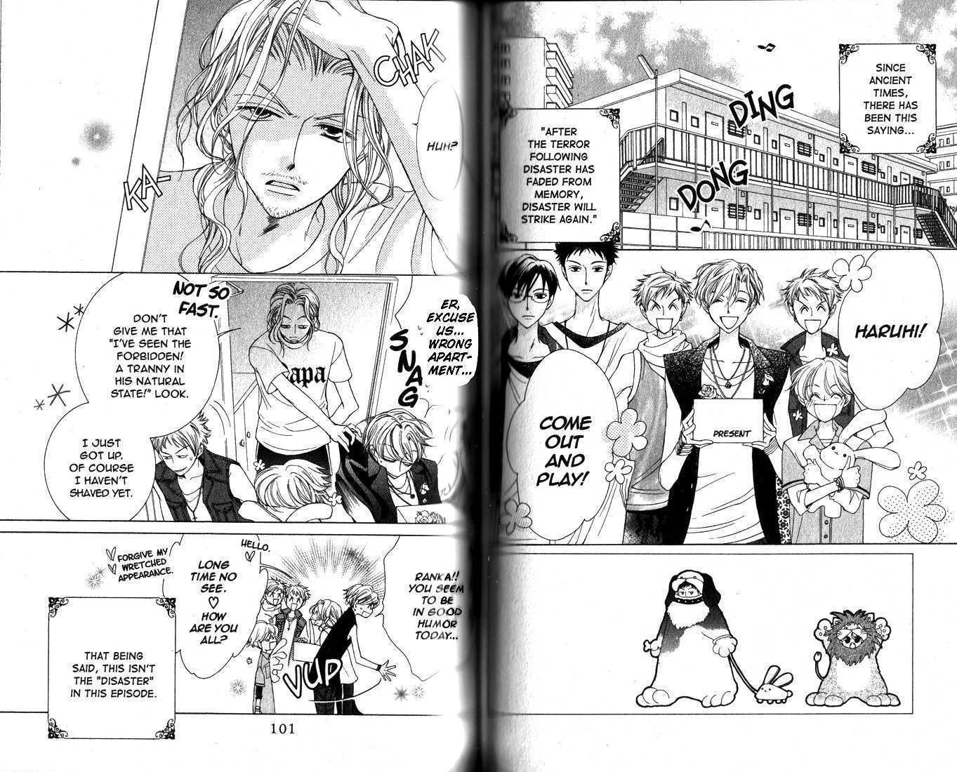 Ouran High School Host Club 31 Page 2