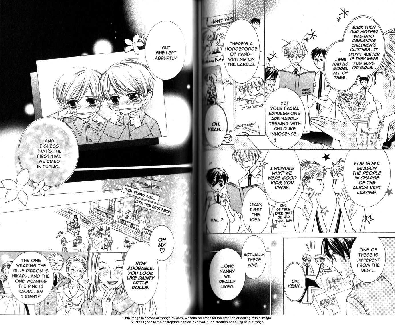 Ouran High School Host Club 31.5 Page 2