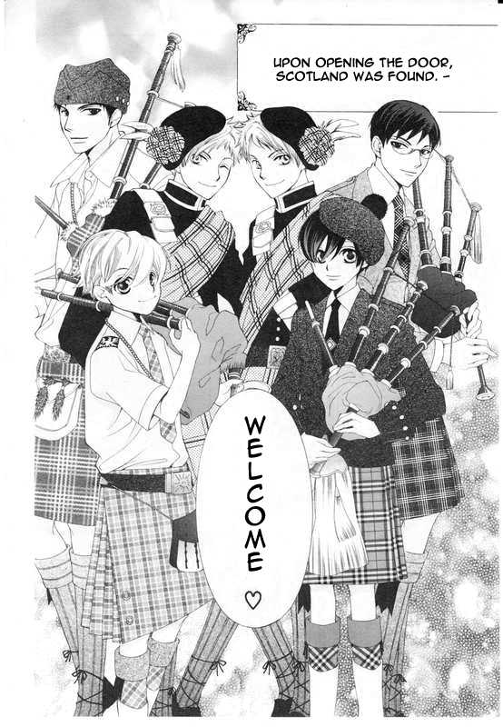 Ouran High School Host Club 50 Page 3