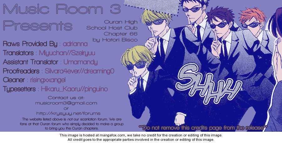 Ouran High School Host Club 66 Page 1