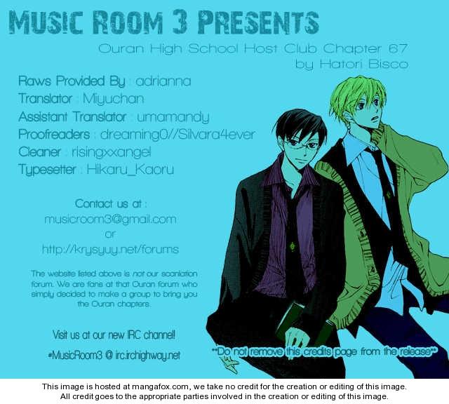 Ouran High School Host Club 67 Page 2